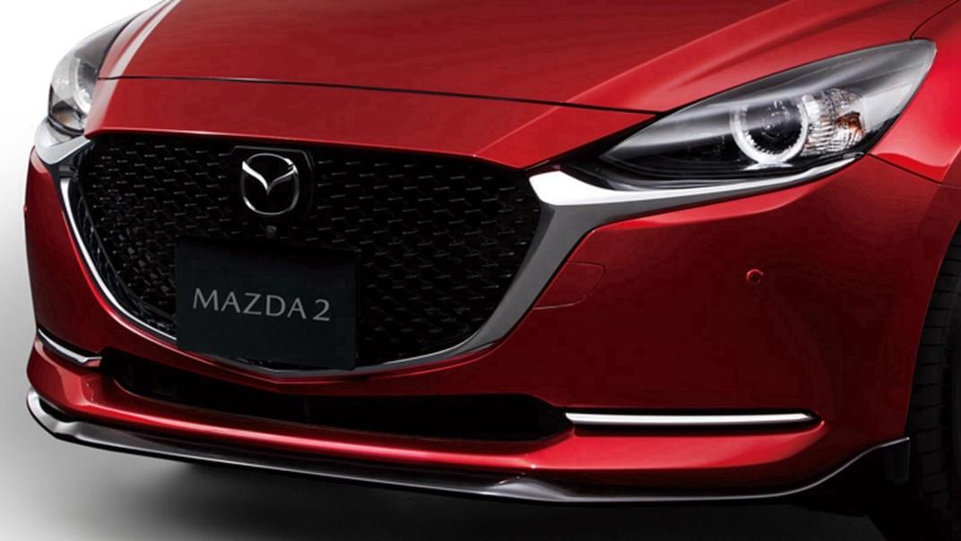Mazda 2 Hatchback 2020 Exterior 004