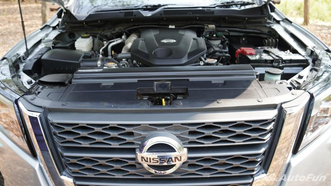 2021 Nissan Navara Double Cab 2.3 4WD VL 7AT Others 002