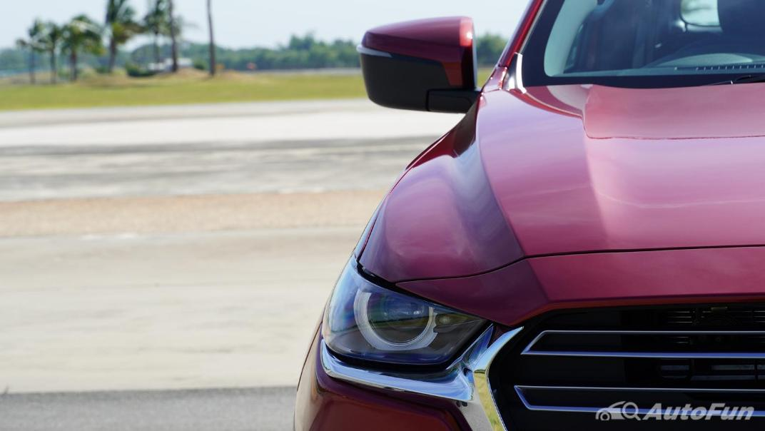 Mazda BT-50 Pro 2021 Exterior 009