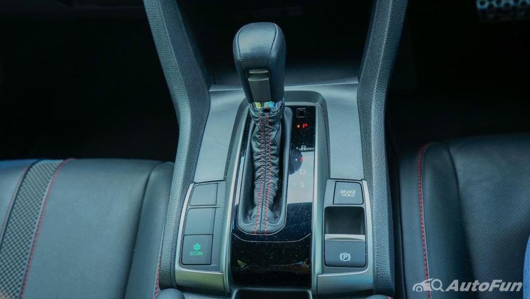 2020 Honda Civic 1.5 Turbo RS Interior 079