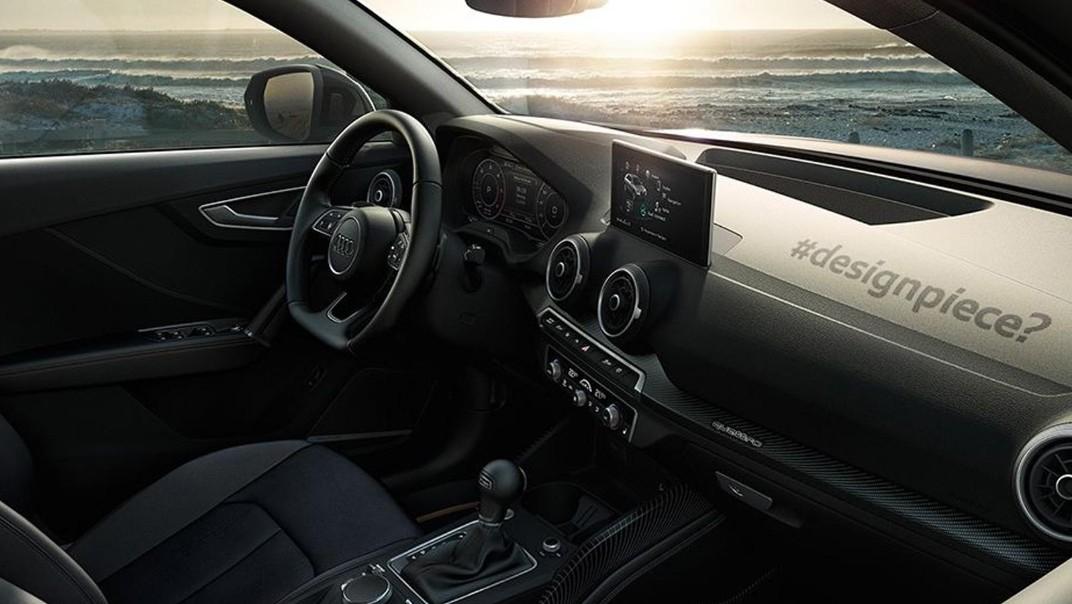 Audi Q2 Public 2020 Interior 001