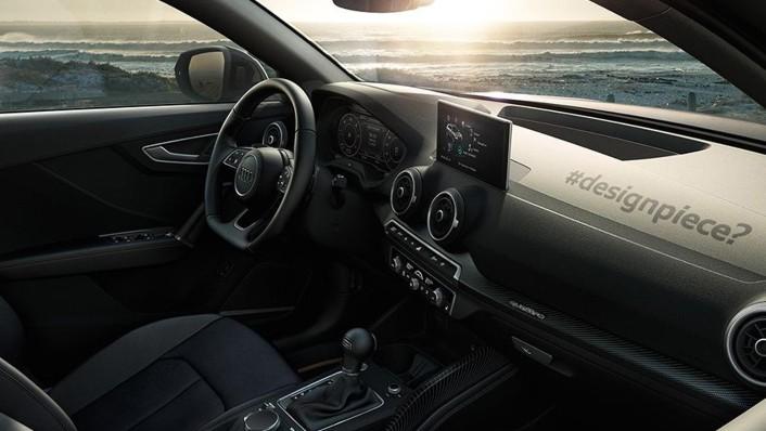 Audi Q2 2020 Interior 001