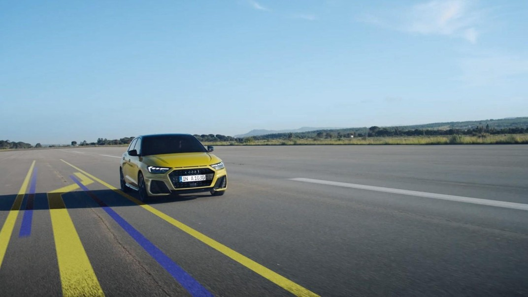 Audi A1 Sportback 2020 Exterior 010