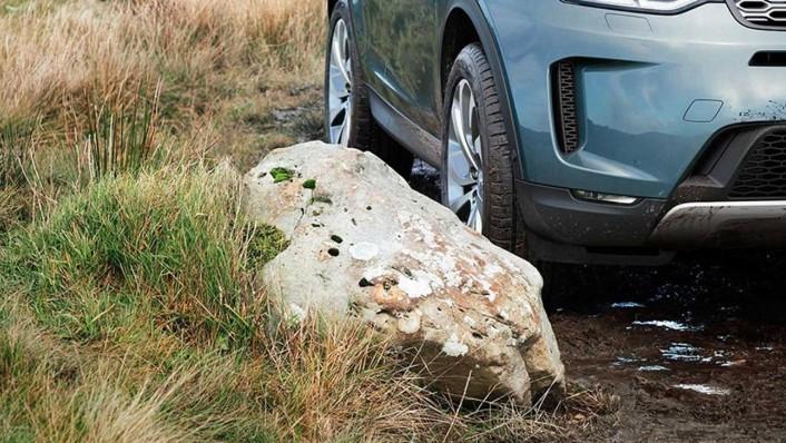 Land Rover Discovery Sport 2020 Exterior 001