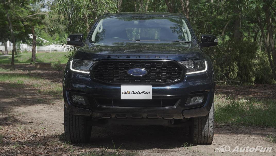 2021 Ford Everest 2.0L Turbo Titanium 4x2 10AT - SPORT Exterior 002