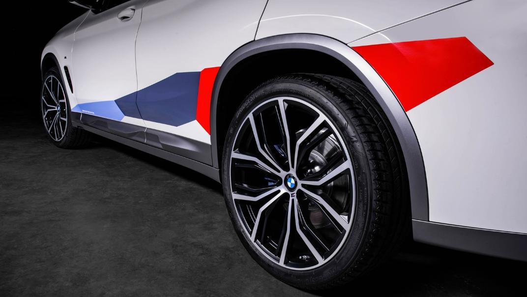 2021 BMW X4 xDrive20d M Sport X Exterior 007