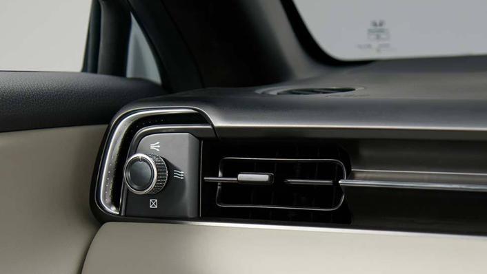 2021 Honda HR-V Upcoming Version Interior 002