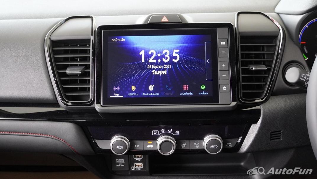 2021 Honda City Hatchback e:HEV RS Interior 079