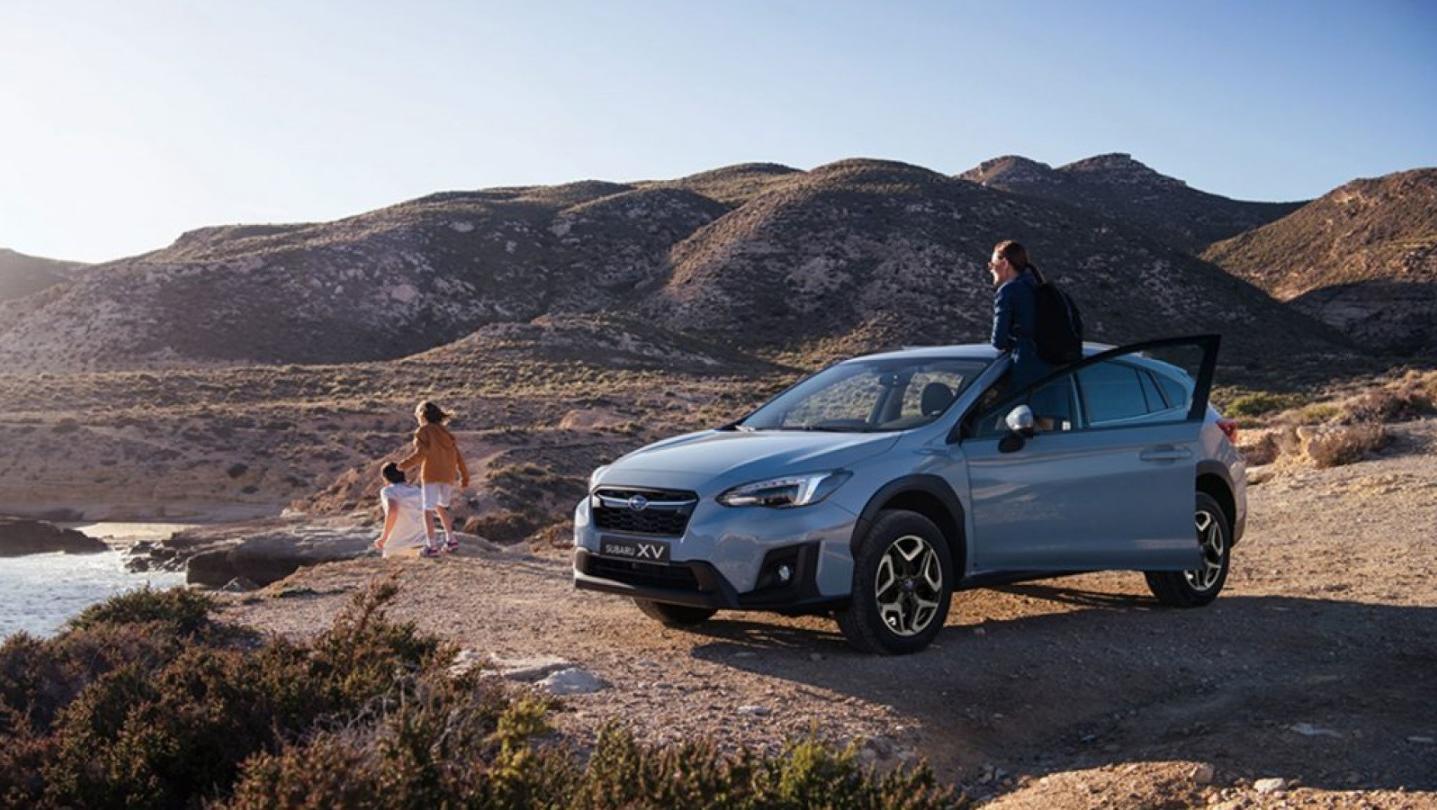 Subaru XV 2020 Exterior 016