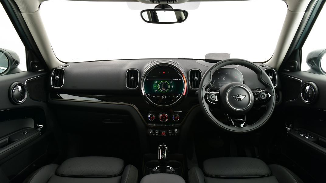 2021 Mini Countryman Interior 002