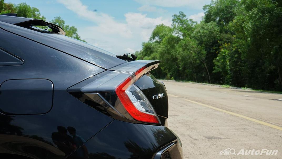 2020 Honda Civic 1.5 Turbo RS Exterior 069