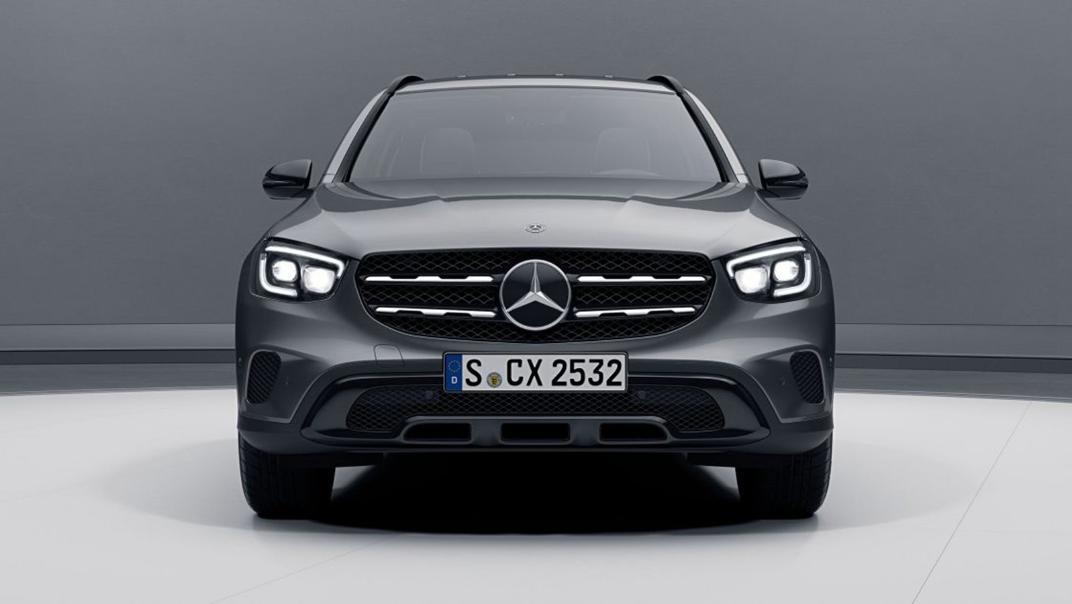 Mercedes-Benz GLC-Class 2020 Exterior 007