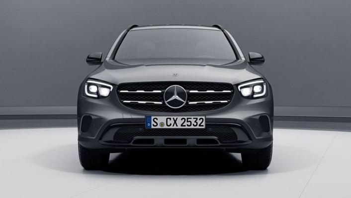 Mercedes-Benz GLC-Class Public 2020 Exterior 007
