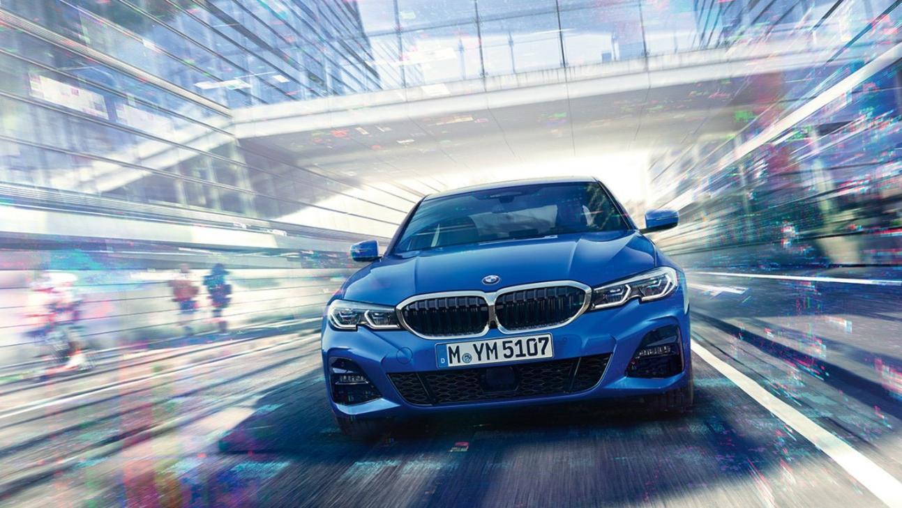 BMW 3-Series-Sedan 2020 Exterior 007
