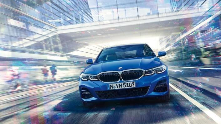 BMW 3-Series-Sedan Public 2020 Exterior 007