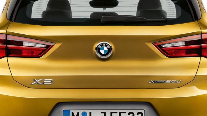BMW X2 2020 Exterior 009