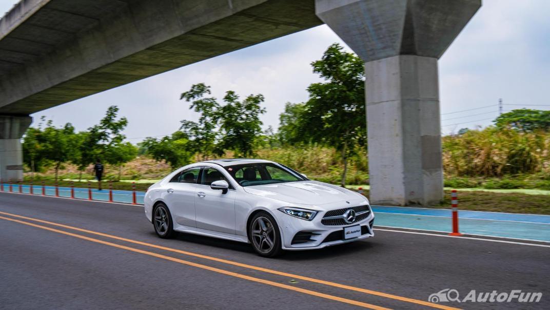 2021 Mercedes-Benz CLS 220 d AMG Premium Exterior 059