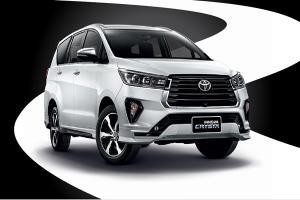 2021 Toyota Innova เปลี่ยนหน้าหล่อ เพิ่มกล้องรอบคัน เริ่มต้น 1,199,000 บาท
