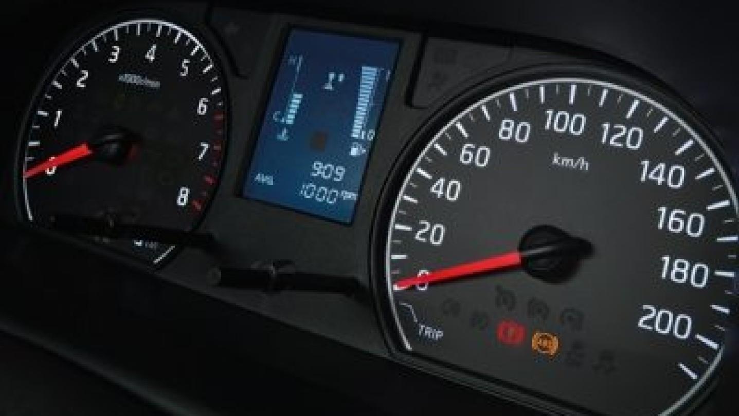 Nissan Urvan 2020 Interior 003