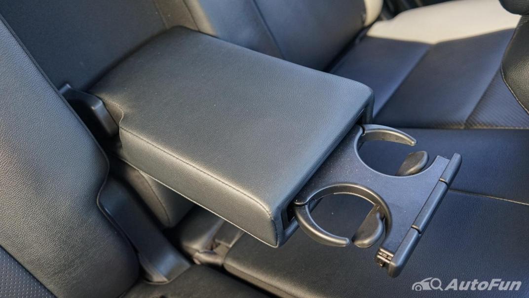 2020 Toyota Fortuner 2.8 Legender 4WD Interior 052