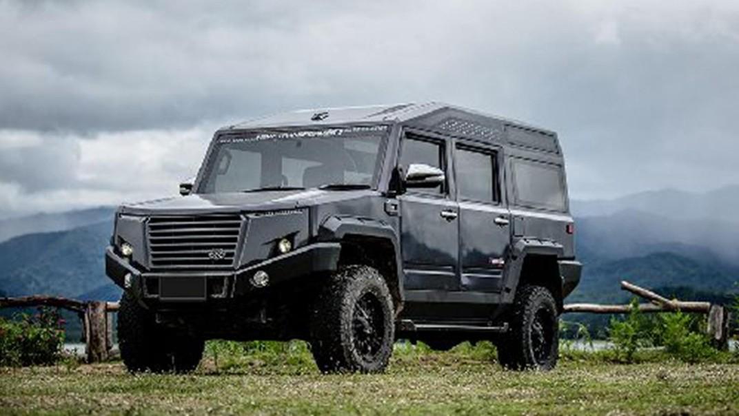 Thairung TR Transformer II 7 Seater 2020 Exterior 013
