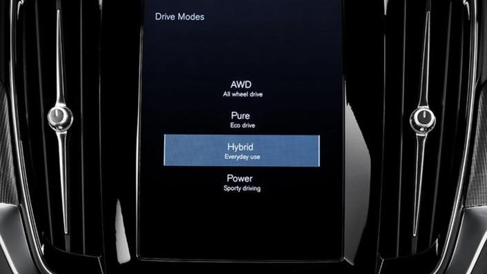Volvo S90 2020 Interior 009