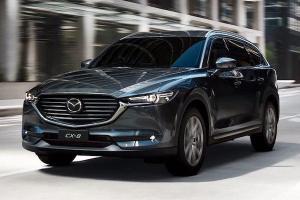 5 เหตุผลที่ควรเลือก Mazda CX-8 2020 เป็นรถคู่ใจ