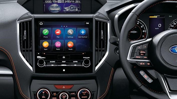 Subaru XV Public 2020 Interior 005