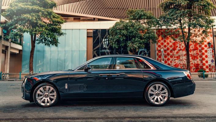 2021 Rolls Royce Ghost Exterior 006