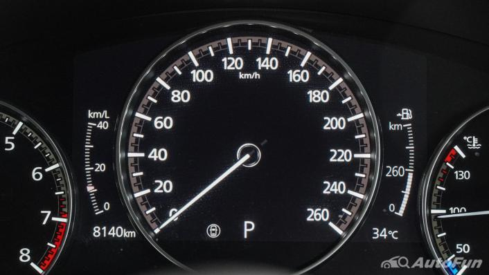 2020 Mazda 3 Fastback 2.0 SP Sports Interior 005