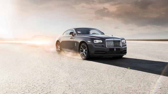 Rolls-Royce Wraith 2020 Exterior 001