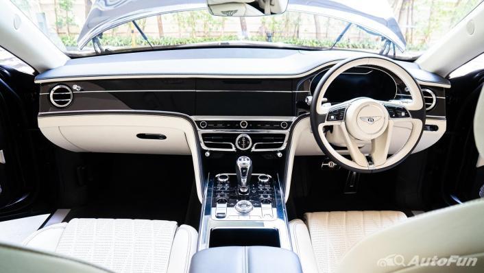 2020 Bentley Flying Spur 6.0L W12 Interior 001