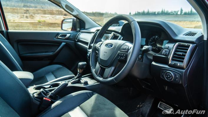 2021 Ford Ranger FX4 MAX Interior 004