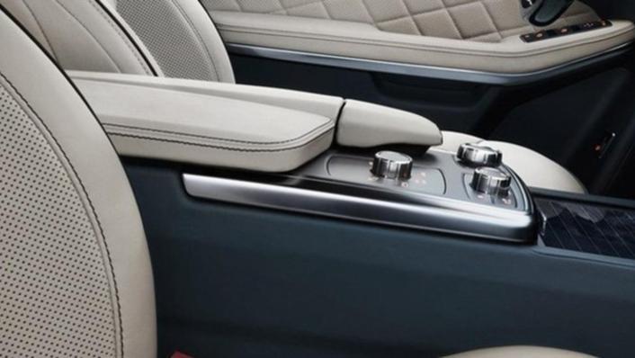 Mercedes-Benz GL-Class 2020 Interior 002