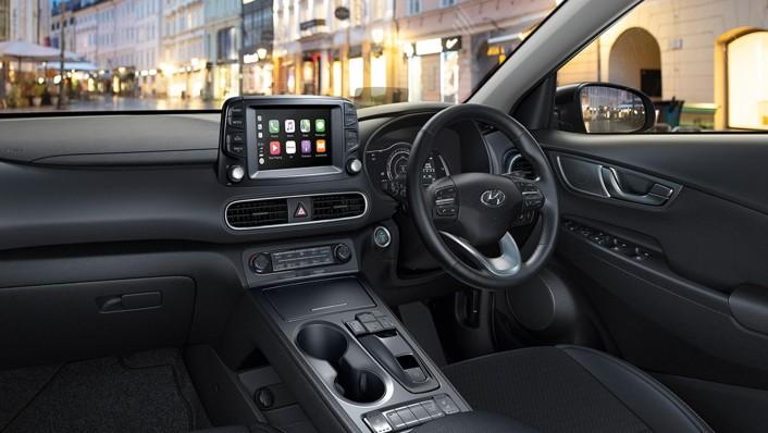 Hyundai Kona 2020 Interior 001
