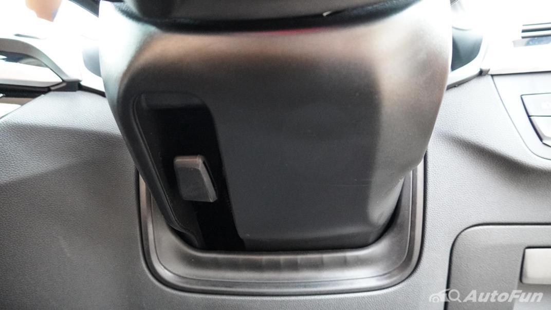 2020 2.0 BMW X3 xDrive20d M Sport Interior 016