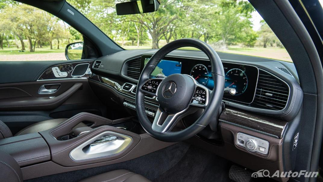 2021 Mercedes-Benz GLE-Class 350 de 4MATIC Exclusive Interior 022