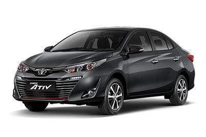 2020 Toyota Yaris Ativ 1.2 Entry
