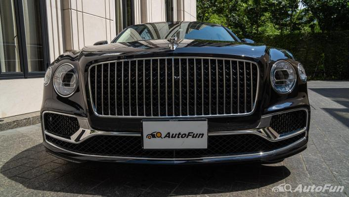 2020 Bentley Flying Spur 6.0L W12 Exterior 006