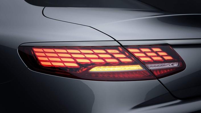 Mercedes-Benz S-Class Coupe 2020 Exterior 006