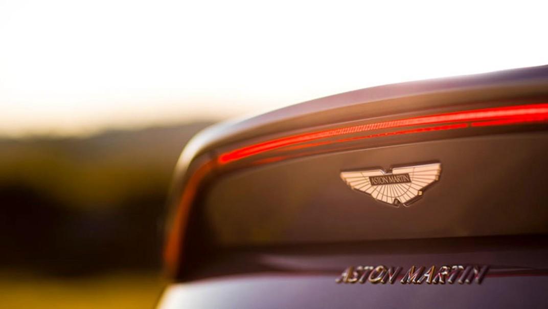 Aston Martin V8 Vantage Public 2020 Exterior 010