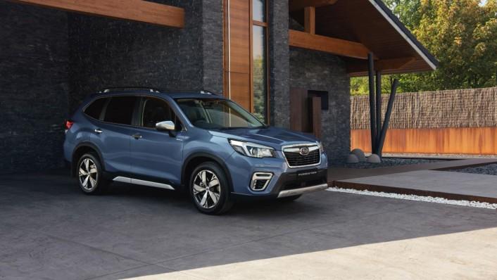 Subaru Forester 2020 Exterior 003