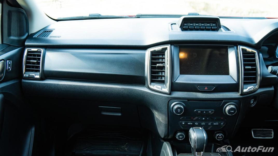 2021 Ford Ranger FX4 MAX Interior 015