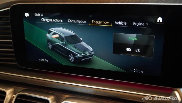 2021 Mercedes-Benz GLE-Class 350 de 4MATIC Exclusive Interior 008