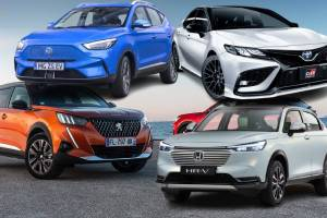 จับตา 4 รุ่นมีลุ้นเข้าไทยปลายปีนี้ Honda HR-V, MG ZS EV, Toyota Camry และPeugeot 2008