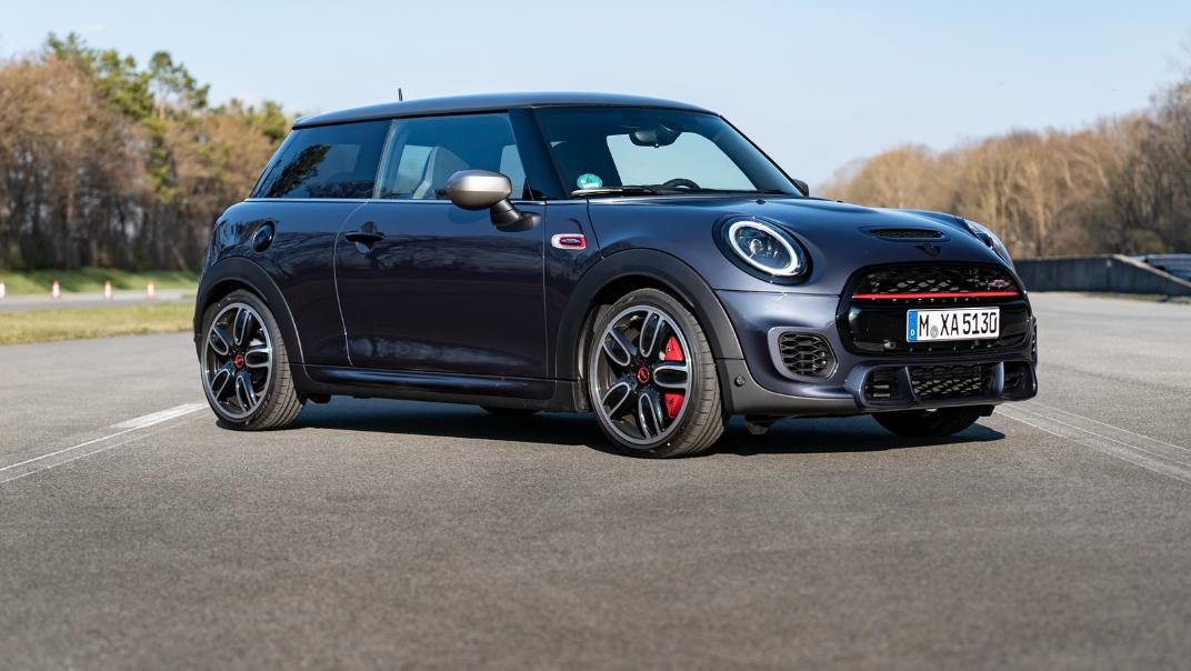 2021 Mini 3-Door Hatch John Cooper Works GP Inspired Edition Exterior 001
