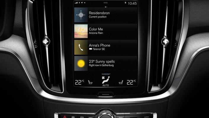 Volvo S60 2020 Interior 005