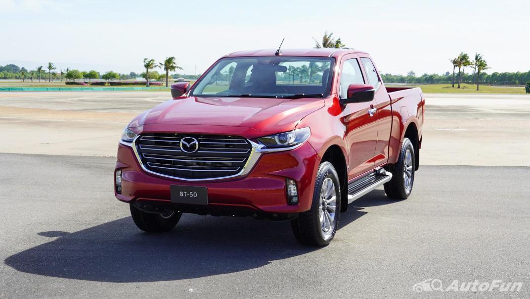 Mazda BT-50 Pro 2021 Exterior 001