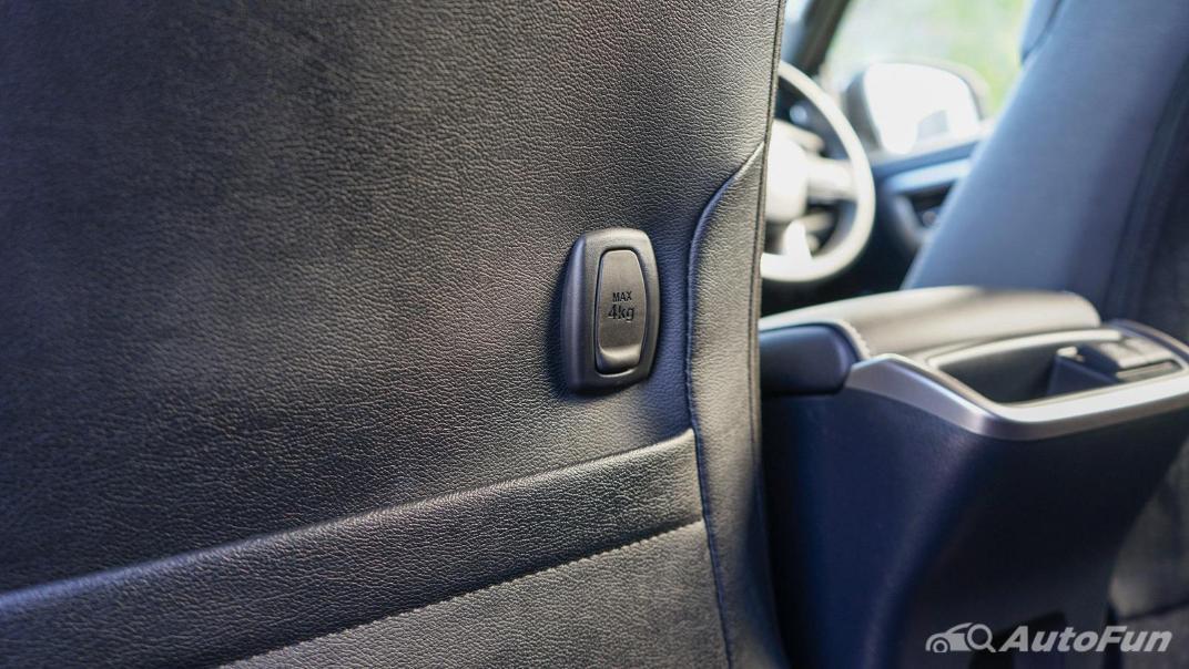 2020 Toyota Fortuner 2.8 Legender 4WD Interior 055