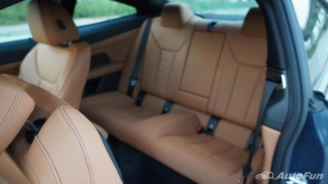 2020 BMW 4 Series Coupe 2.0 430i M Sport Interior 047